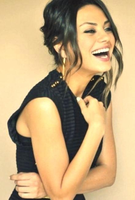 Mila Kunis looking very lavish
