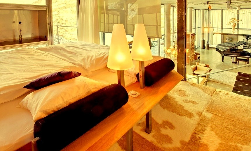 The Heinz Julen Loft - Zermatt, Switzerland