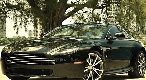 Aston Martin Views in Summer