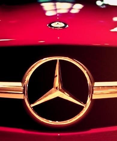 Mercedes Star Logo