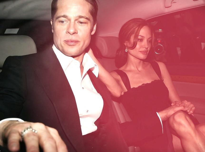 Very classy couple !