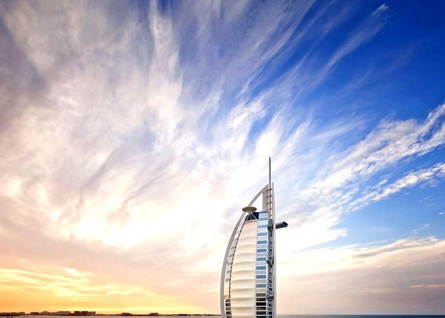 Burj Al Arab Jumeirah - Dubai, UAE