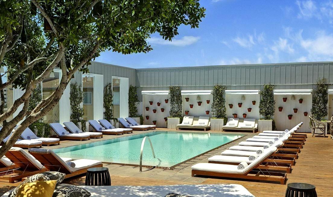 Mondrian LA Hotel - CA, USA
