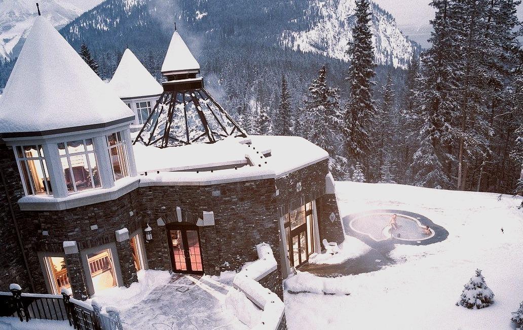 Fairmont Banff Springs - Canada